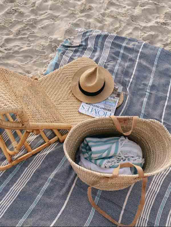Desert Totes Large Beach Blankets