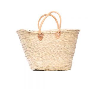 Desert Totes Classic Tote bag hand woven in Morocco
